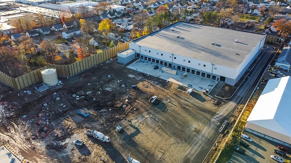 Sanitary Construction Gregg Street Warehouse-11